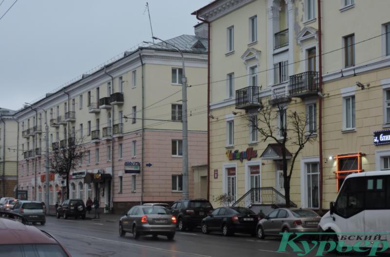 дома №61 и №63 по улице ленина