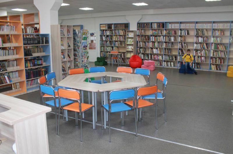 Витебская областная библиотека