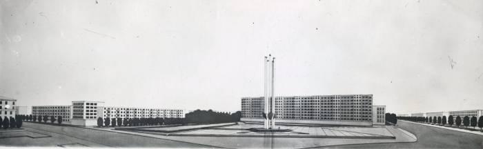 проект площади Победы