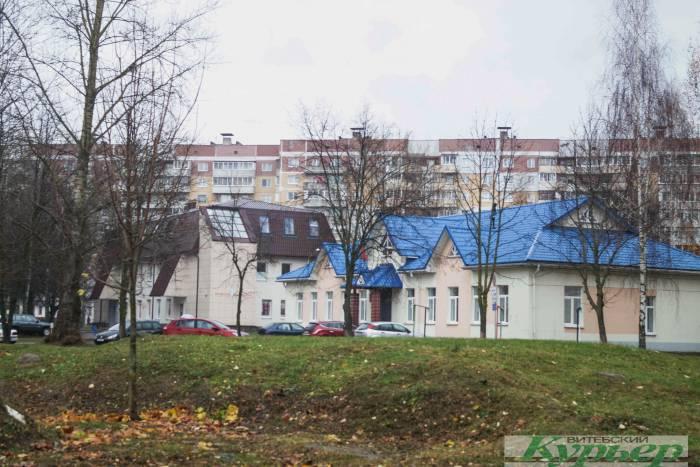 Дома на проспекте Черняховского