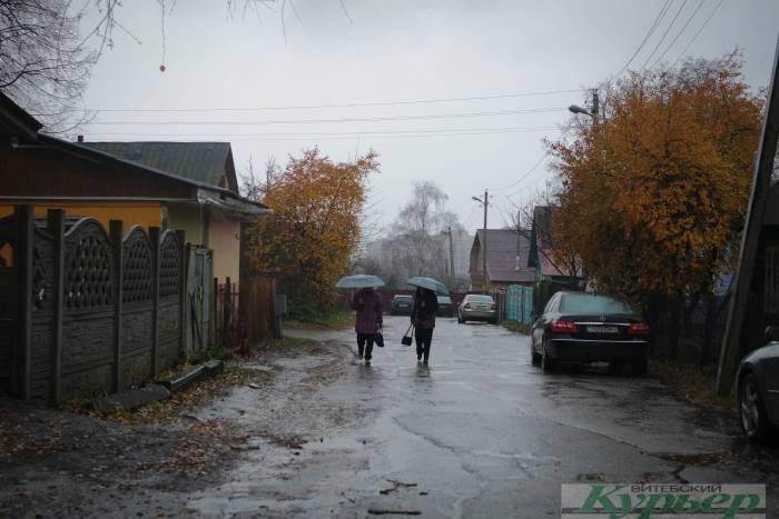 на проспекте черняховского в Витебске