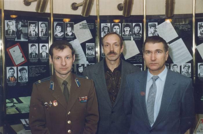 Фото из личного архива Валерия Чкалова