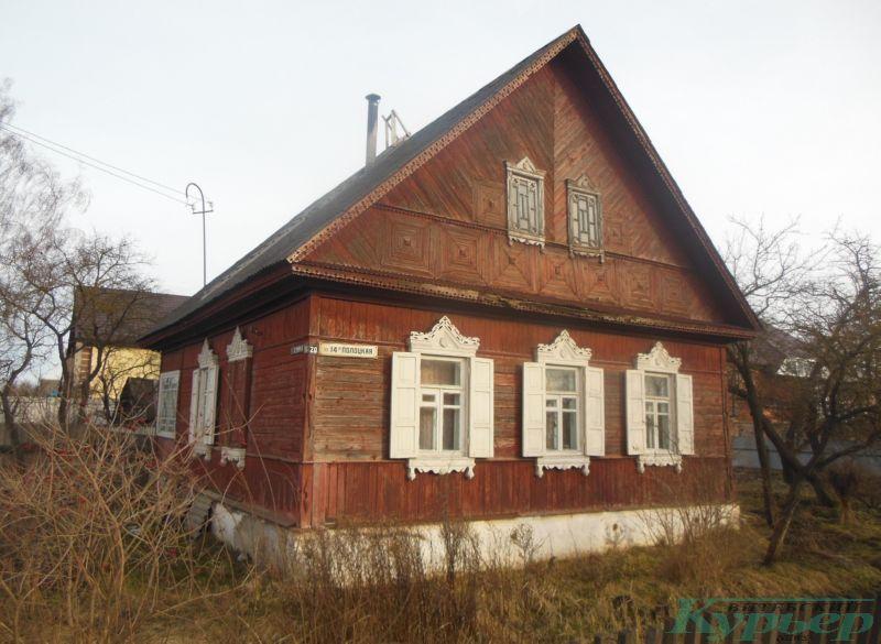 Старый дом на 3-й улице Азина