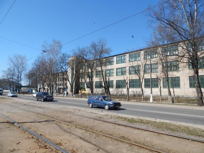 Приборостроительный завод на Гагарина