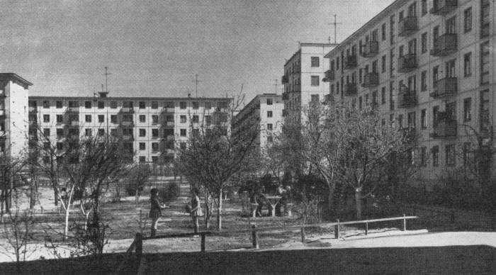 Московский проспект, 1960-е