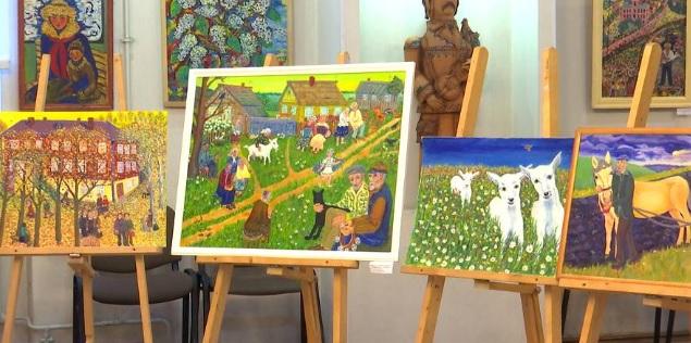 наивное искусство Витебской области