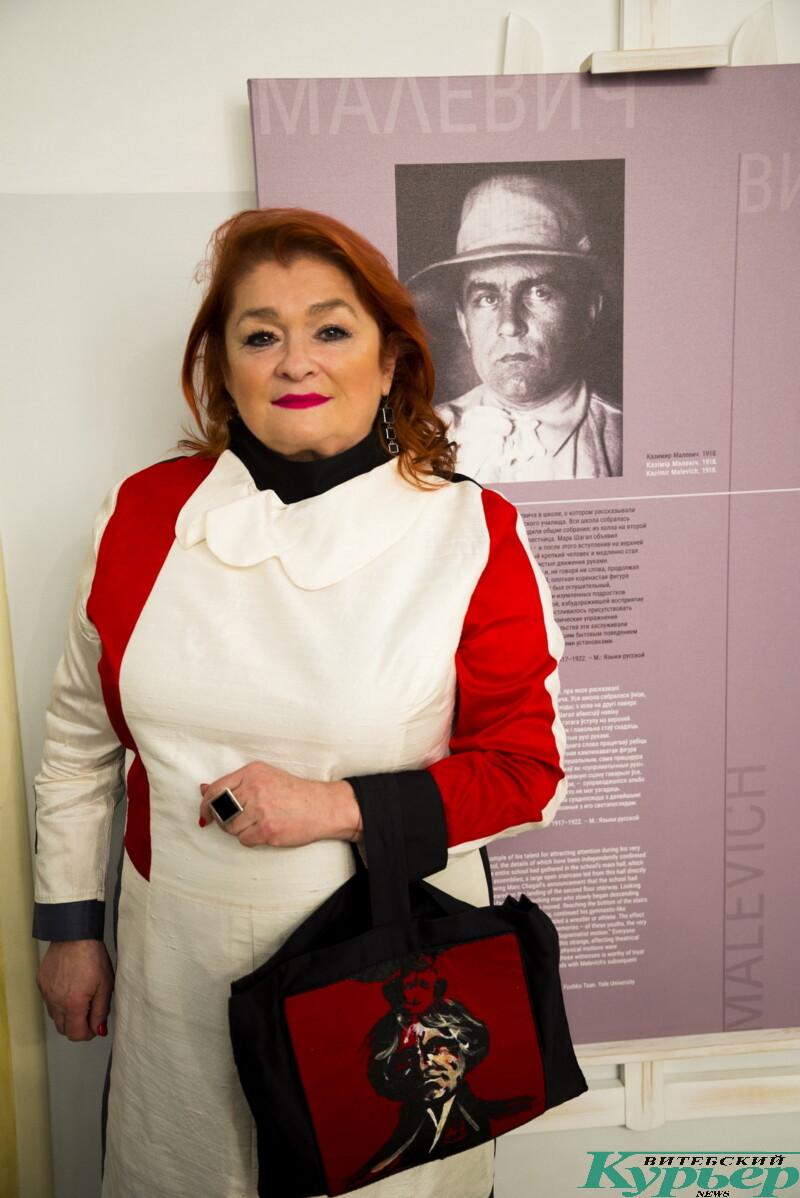 Ивона Малевич в Витебске