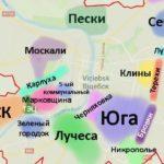 Как могла бы выглядеть «народная» карта Витебска