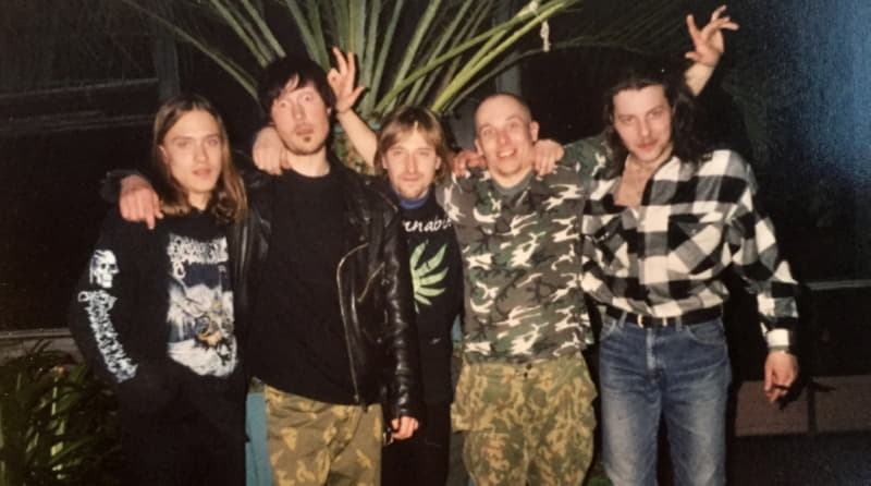"""Группа """"Antesser"""" из Смоленска в витебской """"Сове"""""""
