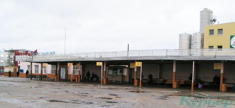 Автостанция на Московском проспекте