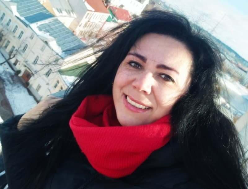 Экскурсовод Светлана Стефаненкова
