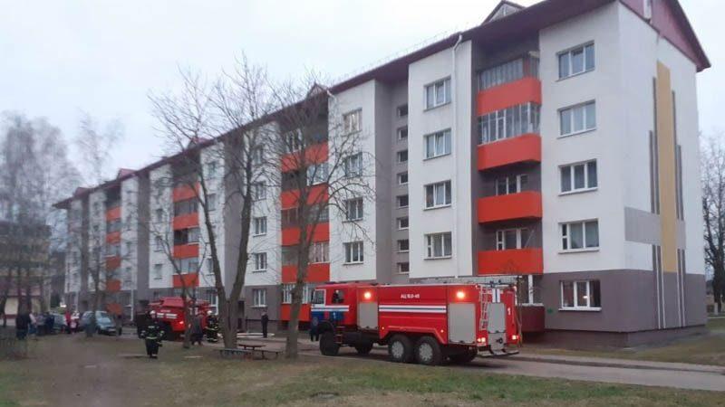 улица Пушкина в Толочине
