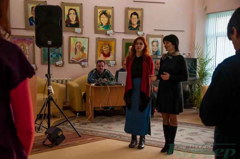 Инга Богинская и Анастасия