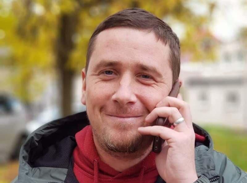 Экскурсовод Сергей Марков