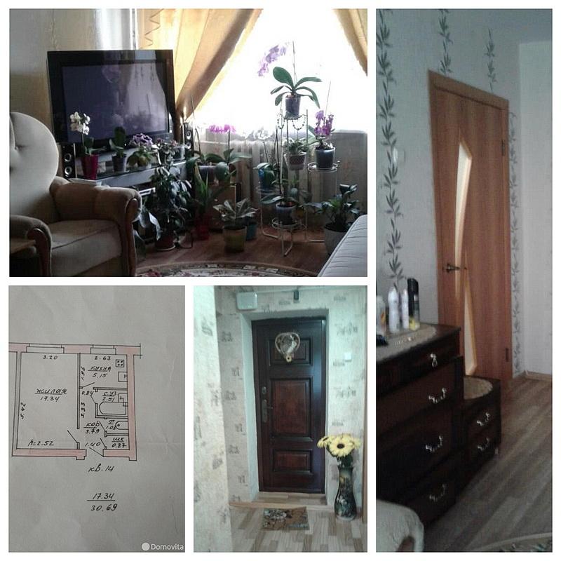 Продается обжитая «однушка» в Витебске