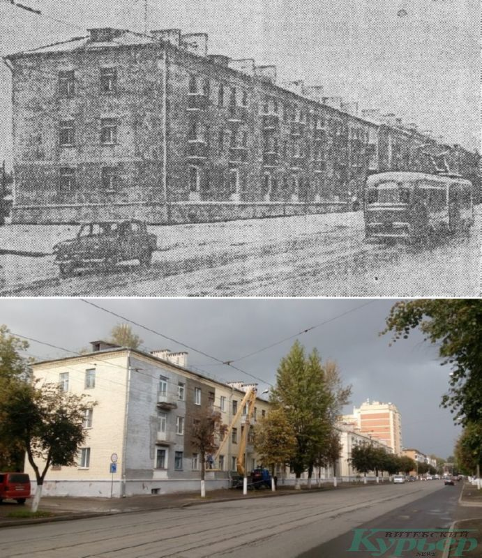 Дома на Герцена, 21 и 23