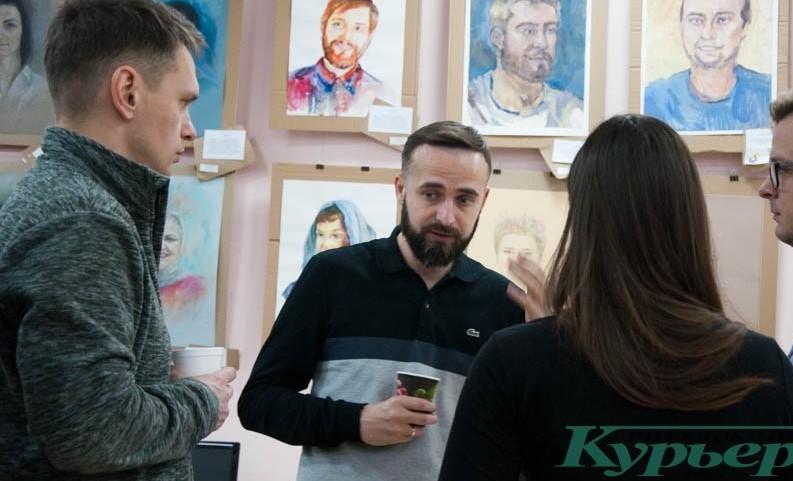 Антон Куличкин с лекцией о стартапах