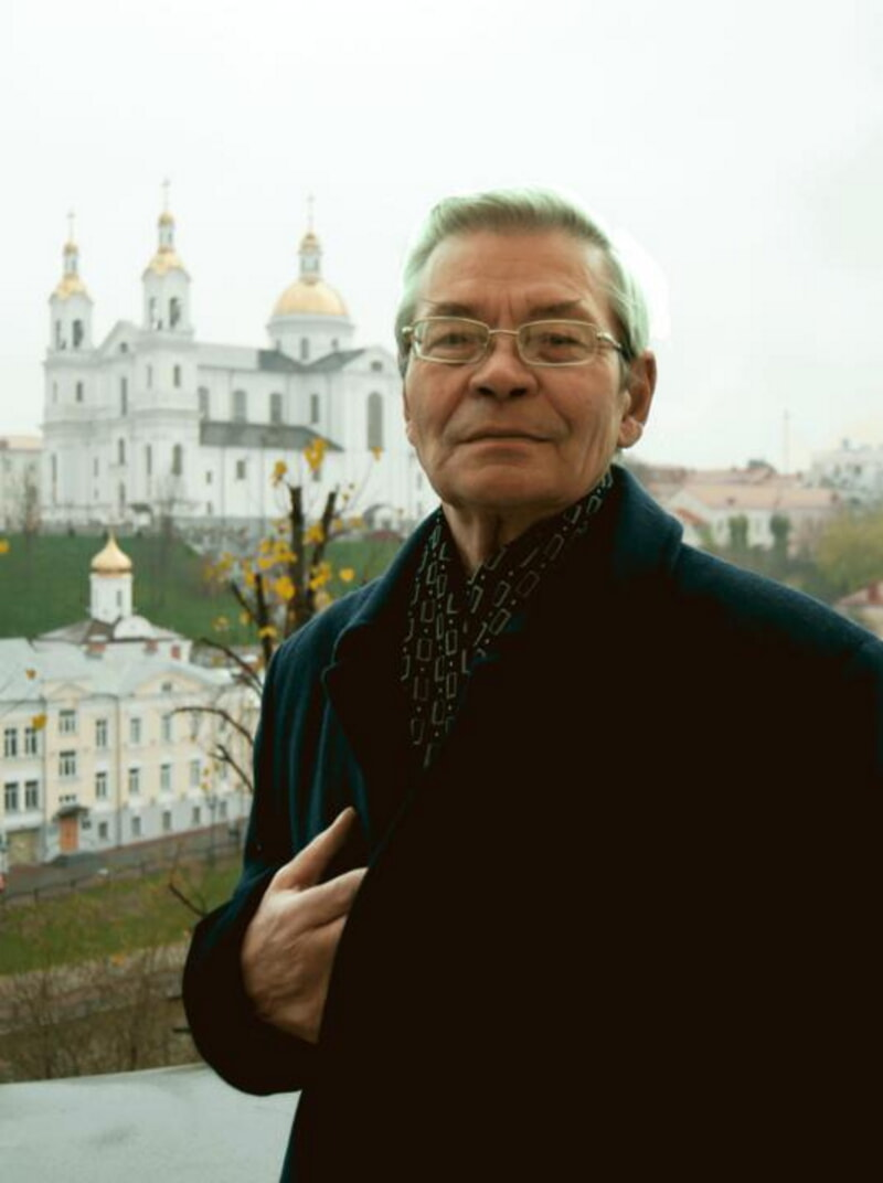 Виктор Дашкевич. Заслуженный артист Республики Беларусь