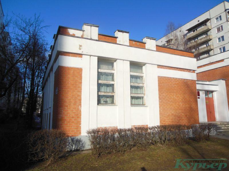 Здание видеотеатра Витьба