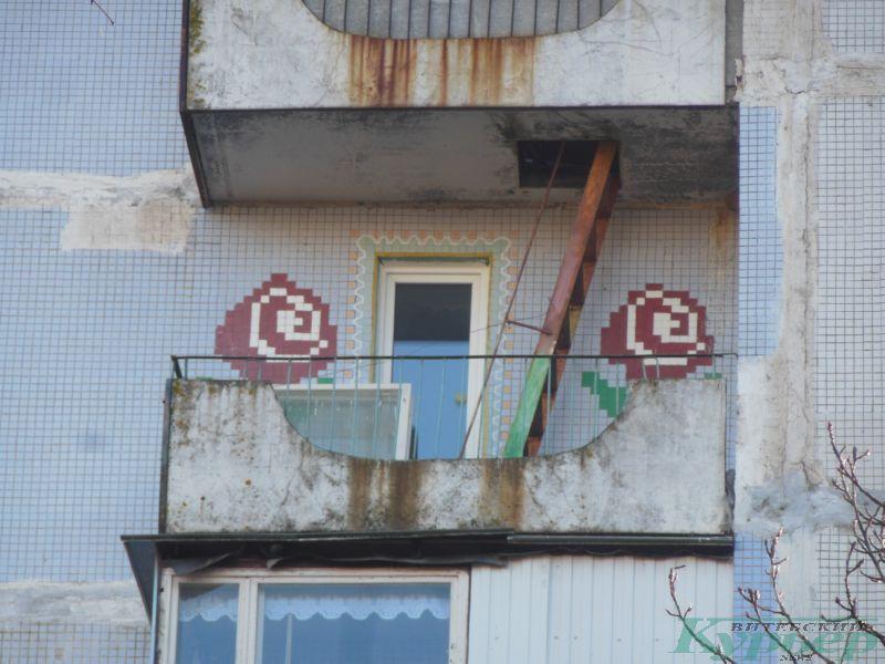 Розы на Чкалова, 38 корпус 1