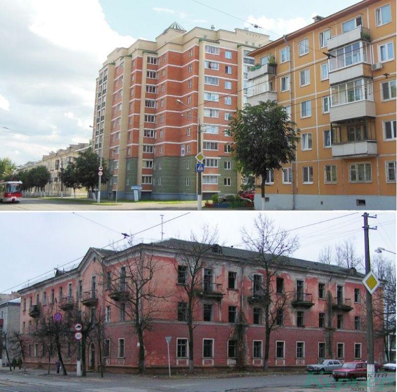 Заброшенное общежитие на Герцена