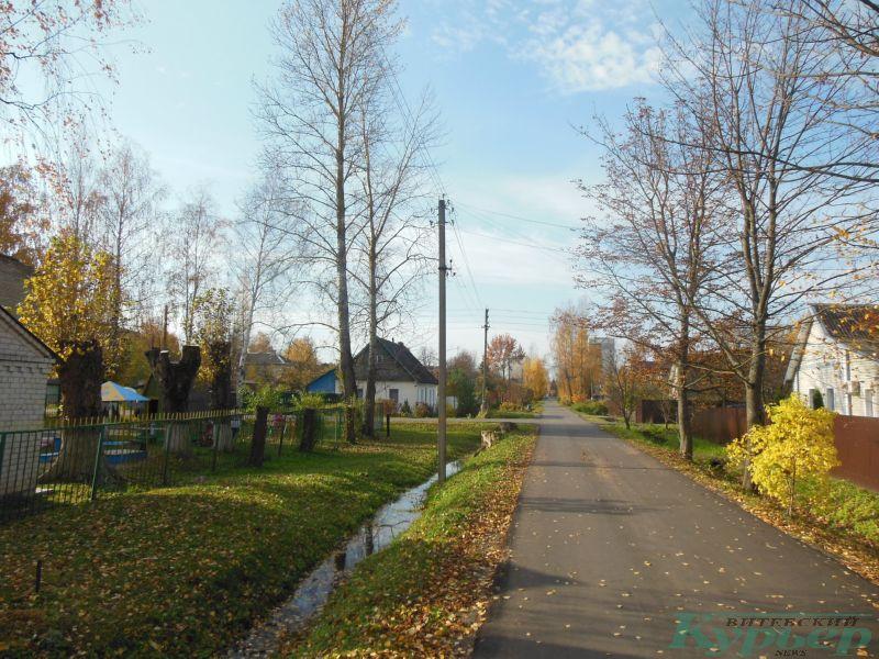 Широкая улица
