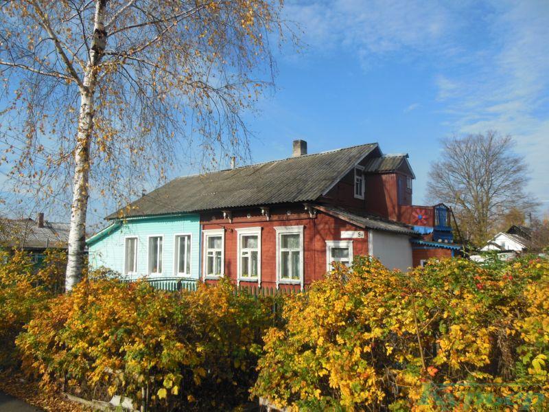 Старый дом на Широкой улице