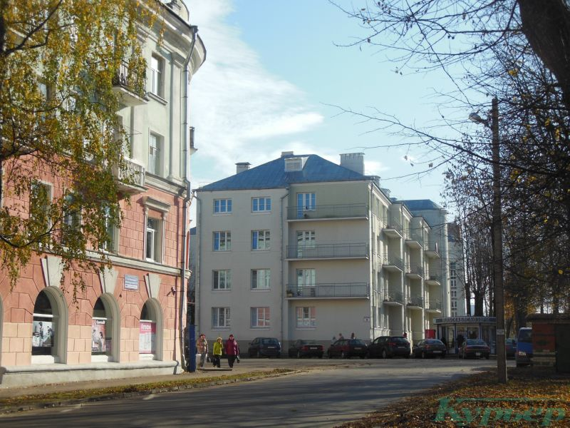 Пятый коммунальный на улице Горького