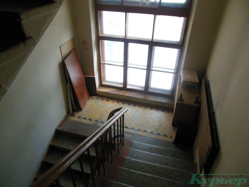 Лестница Дома специалистов