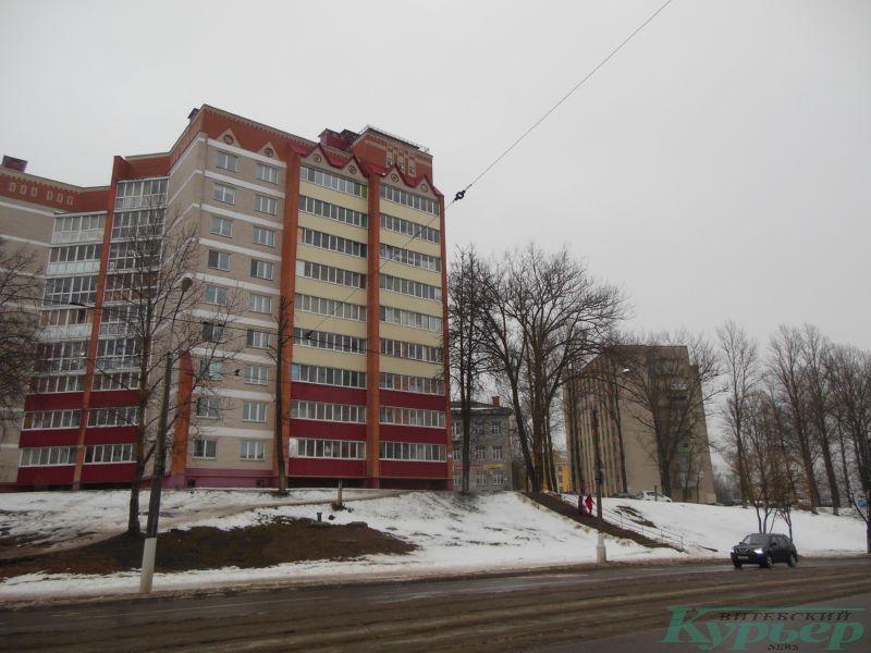 Место кладбища на Максима Горького