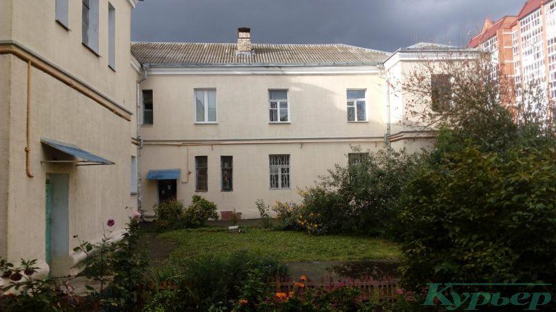 Герцена, 16 - двор