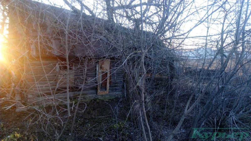 Заброшенный дом в Кабельном переулке