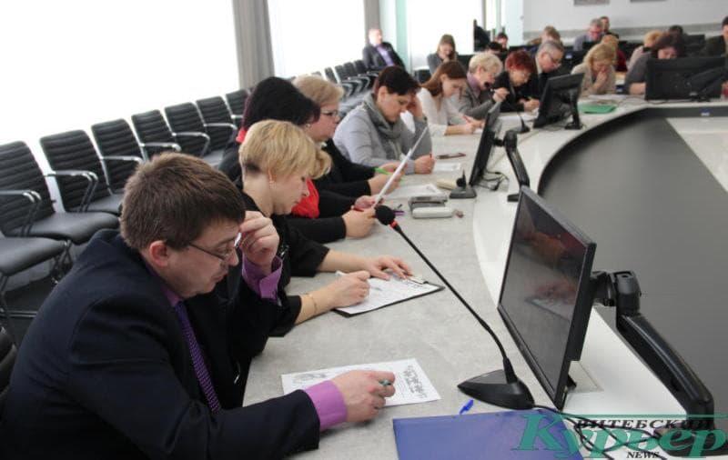 Диктант в ВГУ писали преподаватели и студенты