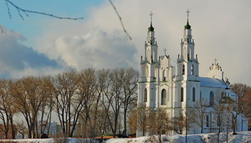 Полоцкая София - старейший храм в Беларуси