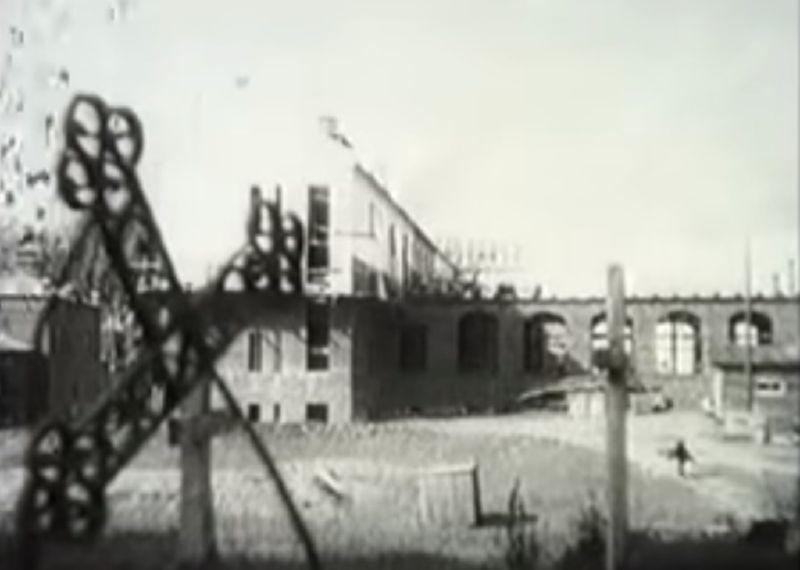 1931 год. Строительство школы на Марковщине
