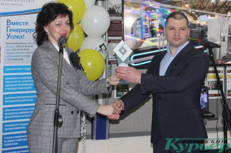 Валентина Богатырёва и Руслан Павлов