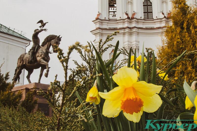 памятник князю ольгерду в витебске