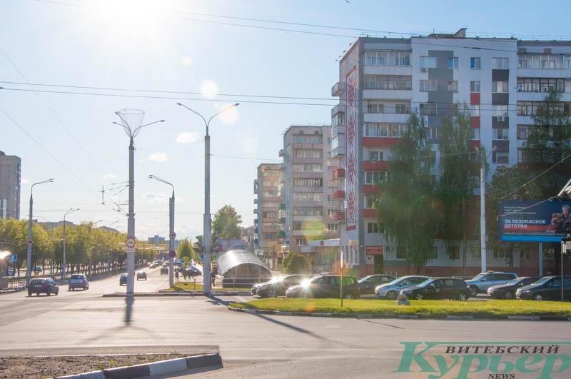 дома с орнаментом Витебск