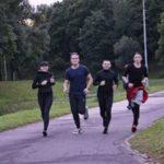 В Витебске задержали мужчину во время пробежки