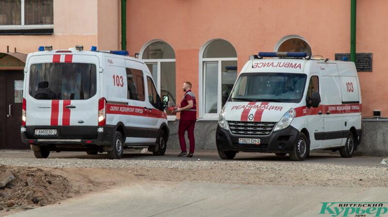 Подстанция скорой помощи в витебске