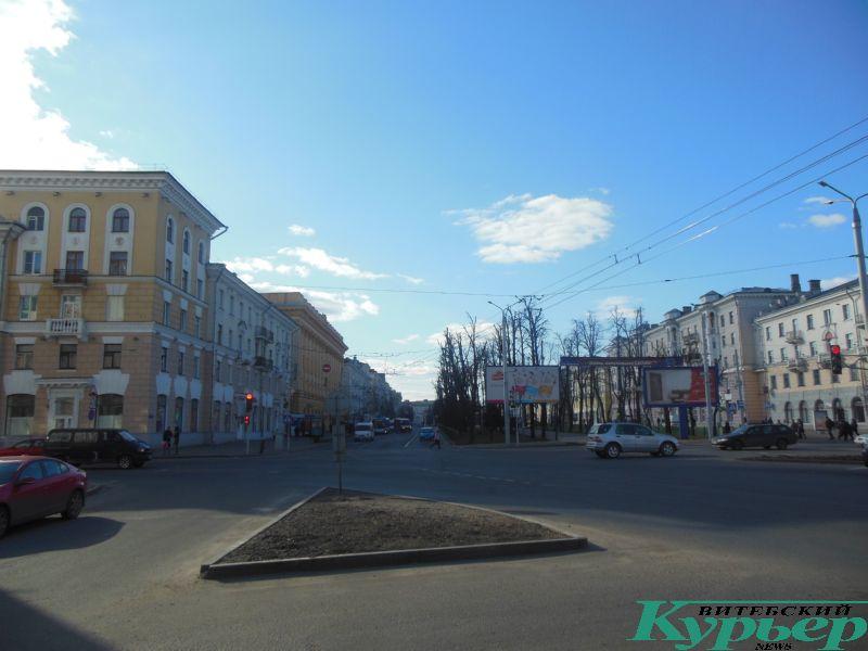 Улица Кирова в 2020 году