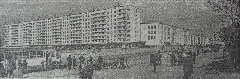 Остановка на Оршанской площади
