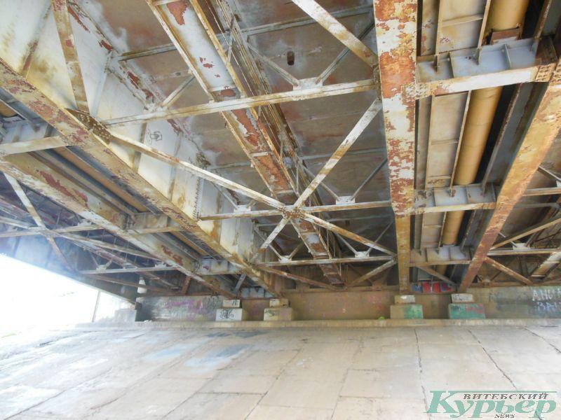 Конструкции моста Блохина