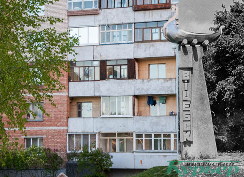 дом с ладьей в Витебске