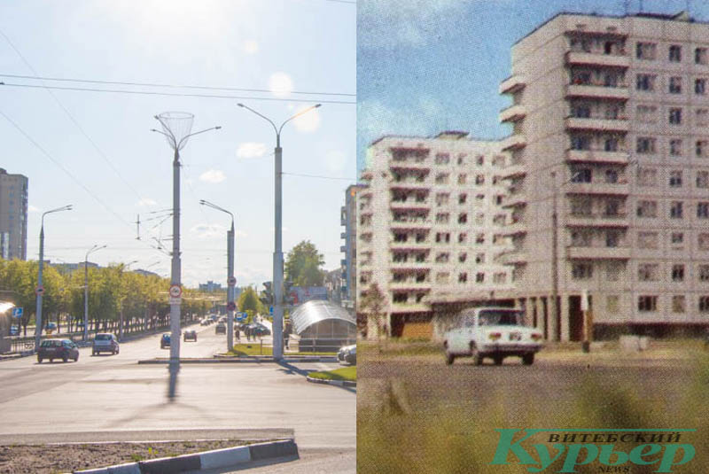 конец Московского проспекта