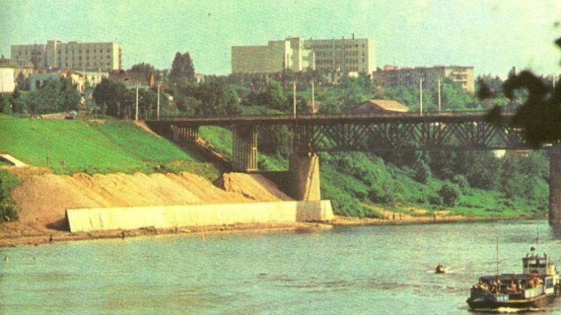 Старый мост Блохина