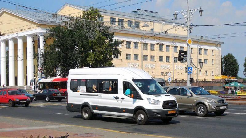 маршрутка Витебск