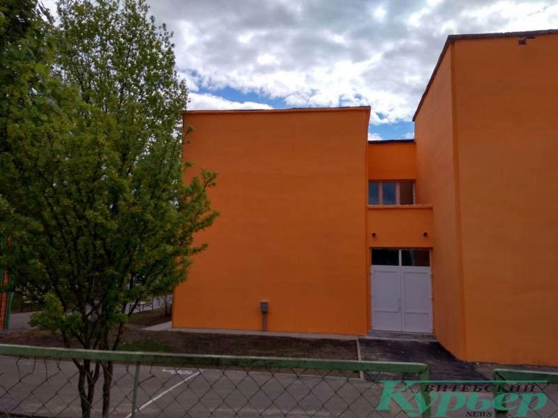торец школы №38
