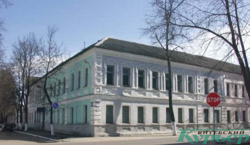 В этом здании работала махорочная фабрика