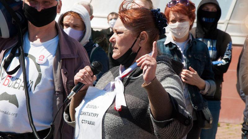 Елена Янушковская